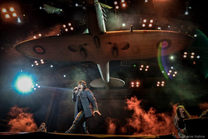 Iron Maiden em SP-4