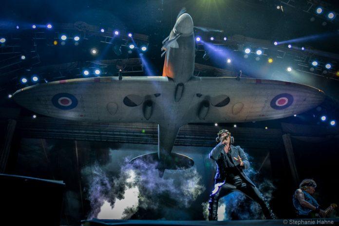 Iron Maiden em SP-7