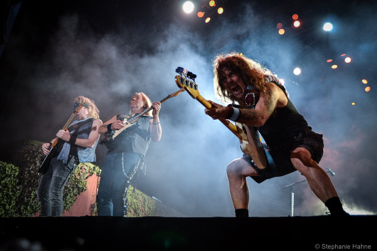 Iron Maiden em SP-9