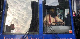 Jesus is King Kanye West Onibus
