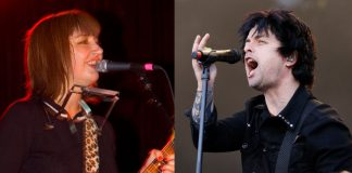 Kim Shattuck e Billie Joe Armstrong