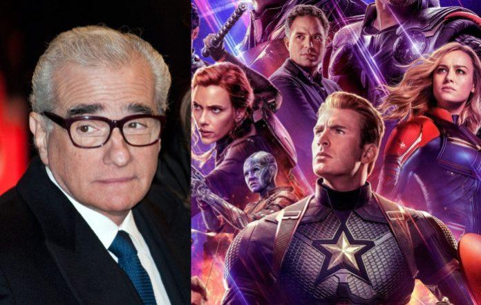 Martin Scorsese e filmes Marvel