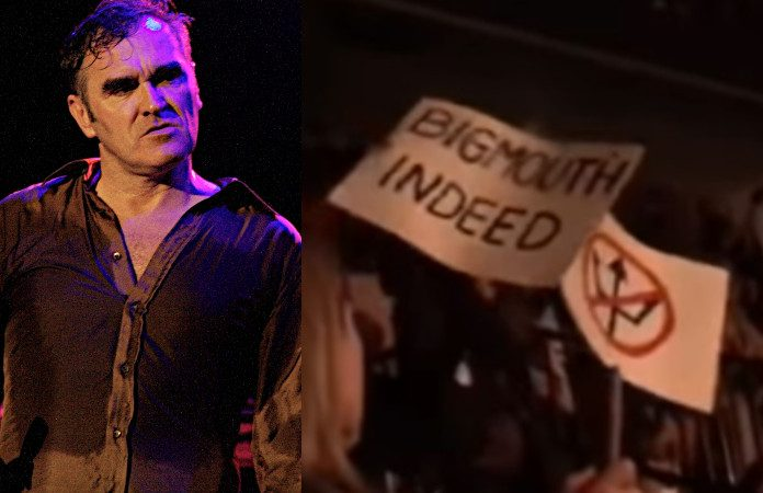 Morrissey BIGMOUTH INDEED