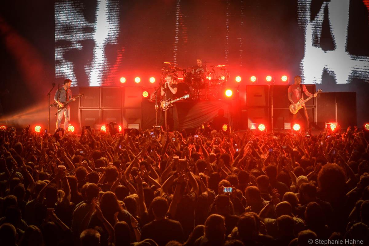 Nickelback em São Paulo-3
