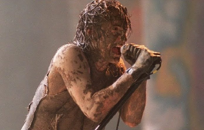 Nine Inch Nails Woodstock 1994