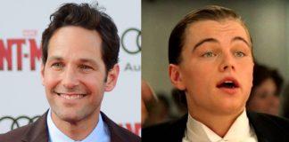 Paul Rudd e Leonardo DiCaprio