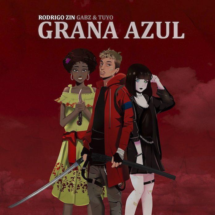 Rodrigo Zin - single Grana Azul