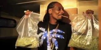 Snoop Dogg maconha