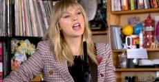 Taylor Swift NPR Tiny Desk