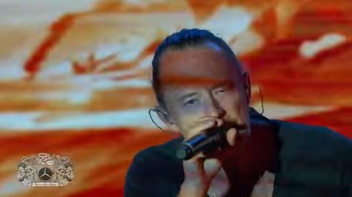 Thom Yorke Jimmy Kimmel