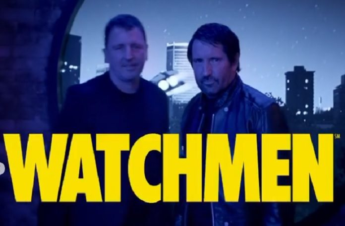Trent Reznor e Atticus Ross Watchmen