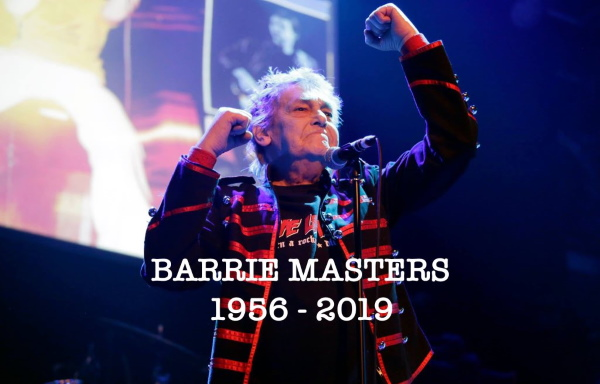 Barrie Masters