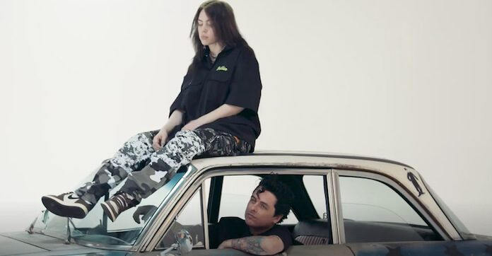 Musicians On Musicians: Billie Eilish + Billie Joe Armstrong