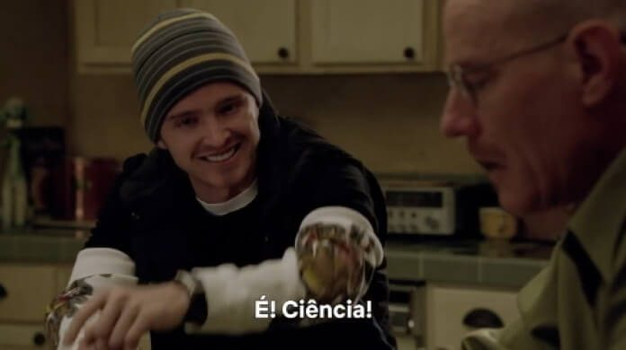 Breaking Bad em 1 minuto