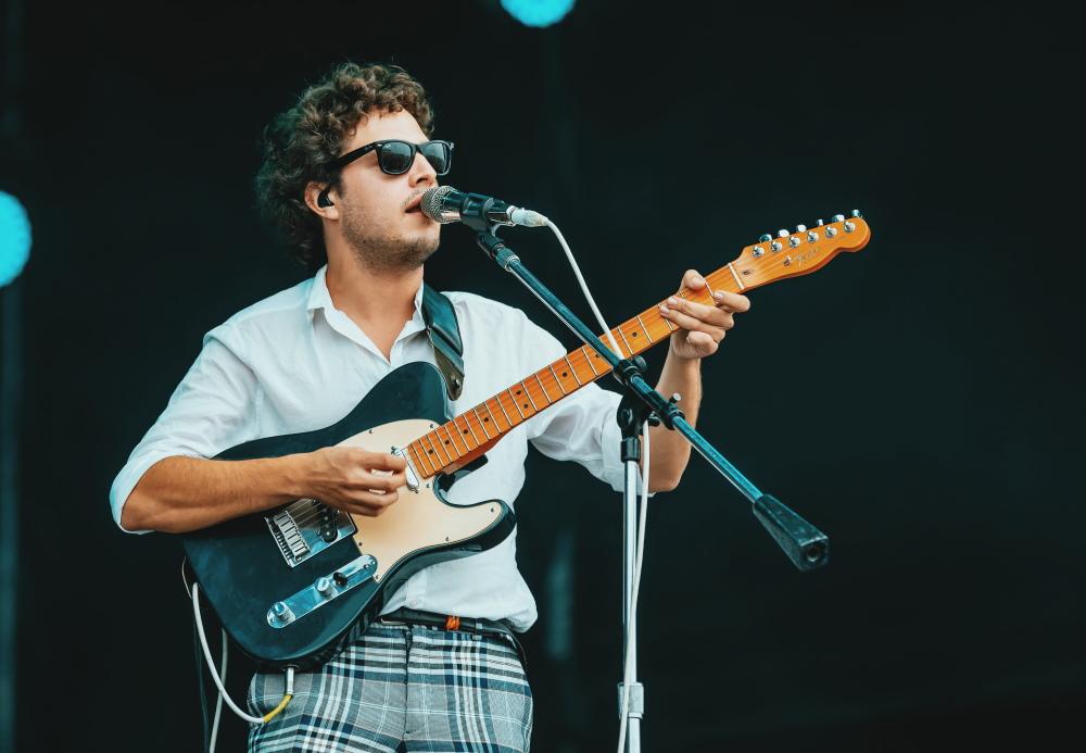 Capitão Fausto no Rock In Rio 2019