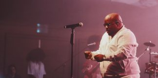 CeeLo Green no Unique Music Festival