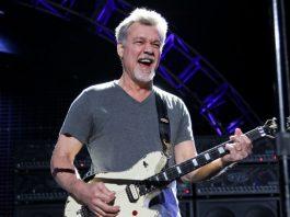 Eddie Van Halen em 2015