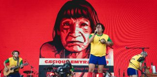 Francisco, el Hombre no Rock In Rio