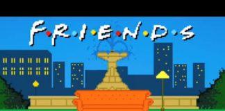 Abertura 8-bit de Friends