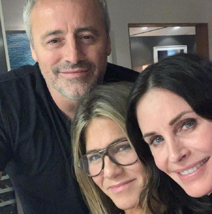 Monica, Joey e Rachel