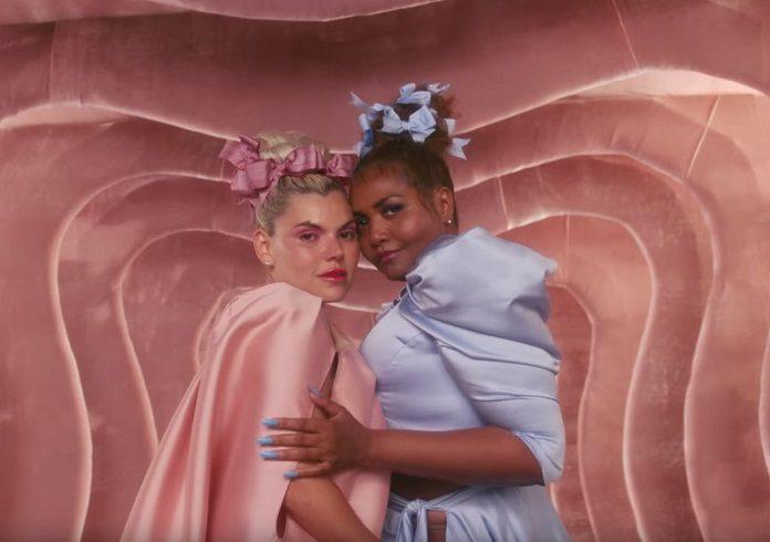 Gaby Amarantos e Duda Beat falam sobre sexualidade em novo clipe