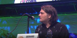 Gerard Wat na LA Comic-Con