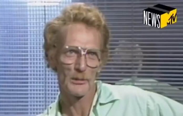 Ginger Baker na MTV, 1985