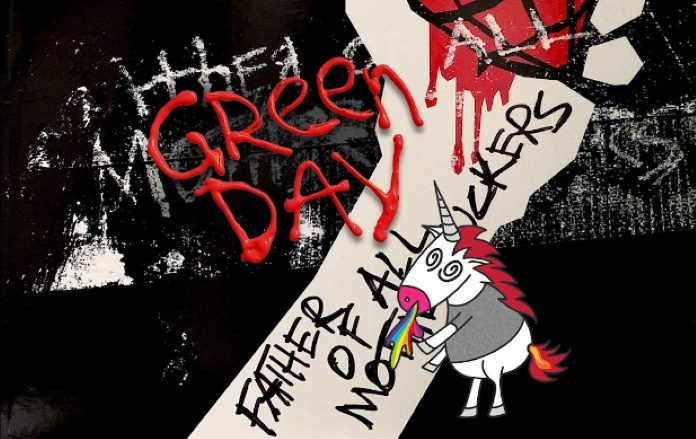 Green Day - Father Of All Motherfuckers