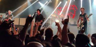 Green Day toca o Dookie na íntegra em Madrid