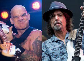 Harley Flanagan (Cro-Mags) e Phil Campbell (Motörhead)