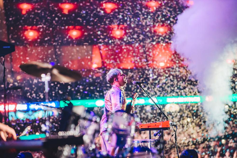 Imagine Dragons no Rock In Rio 2019