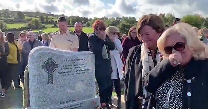 Funeral de irlandês
