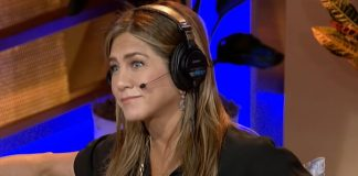 Jennifer Aniston fala sobre Friends no programa de Howard Stern