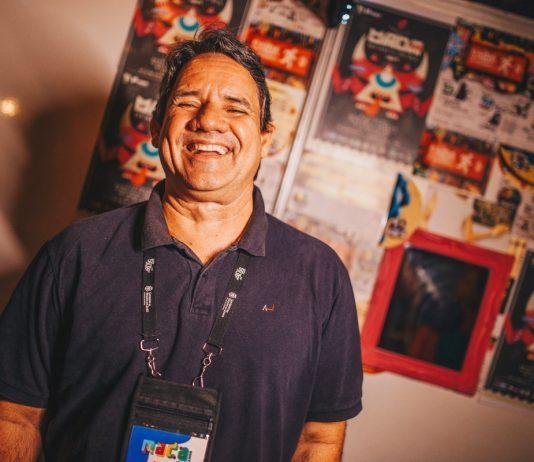 Jomardo Jonas, do Festival MADA