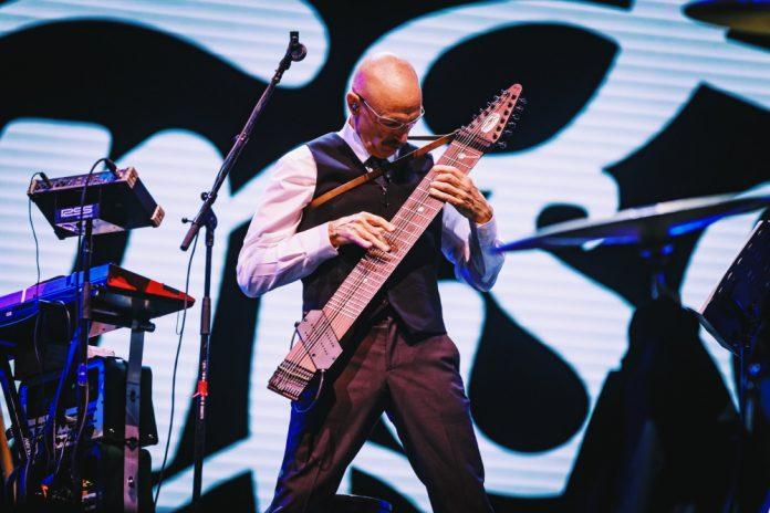 King Crimson no Rock In Rio