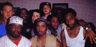 Leonardo DiCaprio e rappers famosos