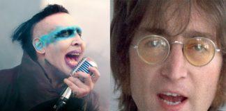 Marilyn Manson e John Lennon