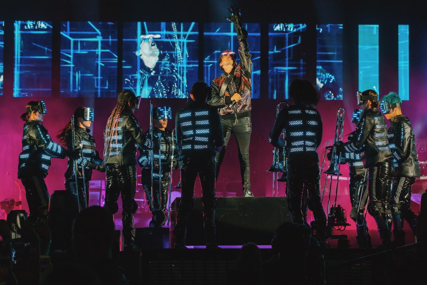 Muse no Rock In Rio 2019