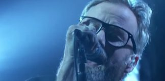 The National no programa de Jimmy Kimmel