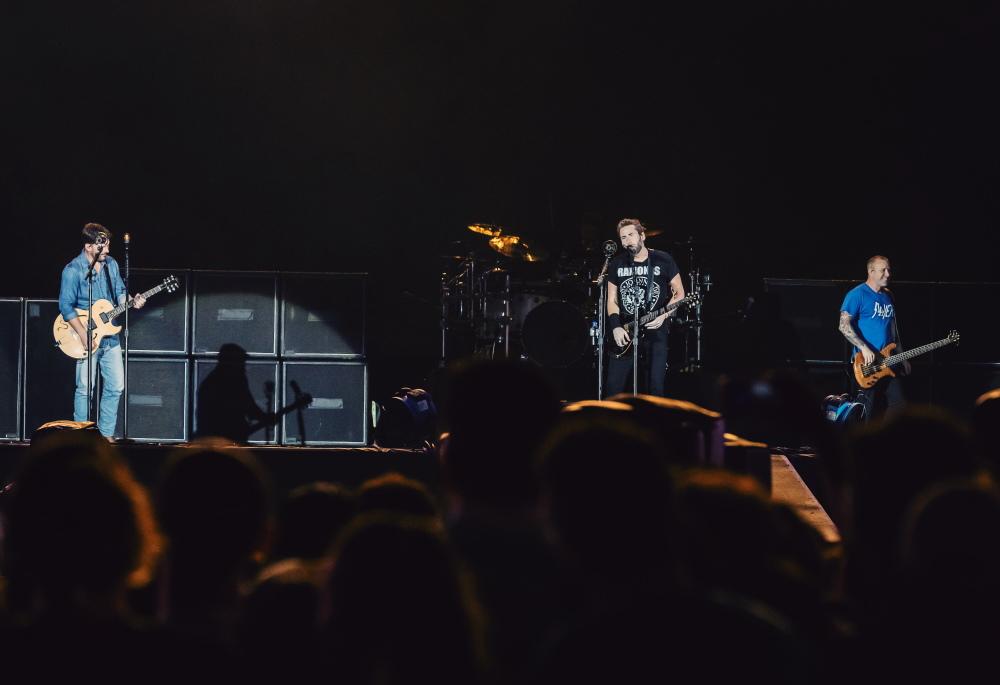 Nickelback no Rock In Rio 2019