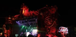 Palco Supernova no Rock In Rio