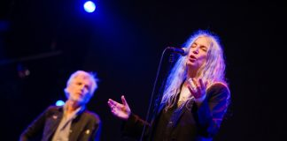 Patti Smith em 2018