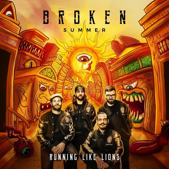 "Running Like Lions - ""Broken Summer"""