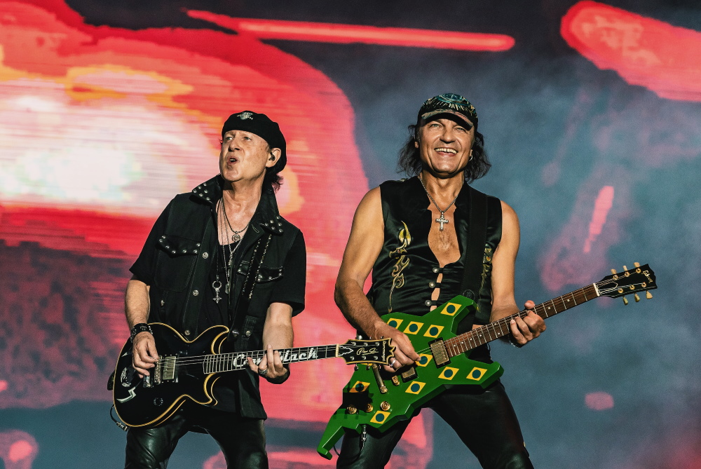 Scorpions no Rock In Rio 2019