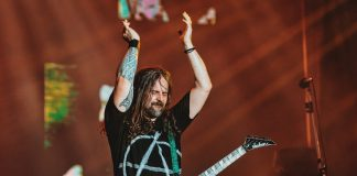 Sepultura no Rock In Rio 2019 Andreas Kisser