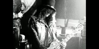 Slash no clipe de Sweet Child O Mine, do Guns N Roses