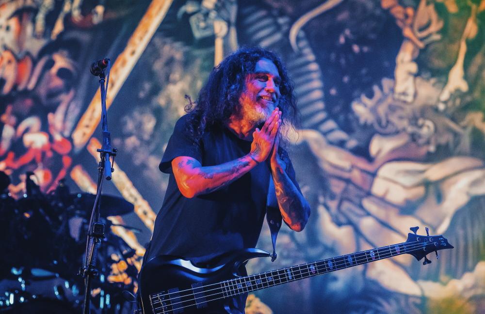 Slayer no Rock In Rio