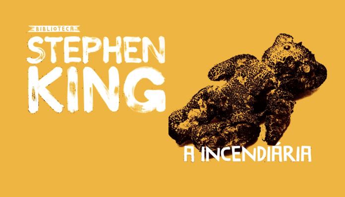 A Incendiária, livro de Stephen King