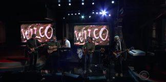 Wilco toca em programa de televisão