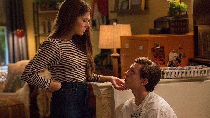 Peter Parker e tia May